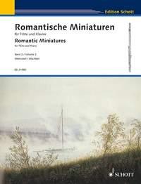 Romantic Miniatures Band 2: Flute: Instrumental Album