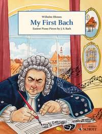Johann Sebastian Bach: My First Bach: Piano: Instrumental Album