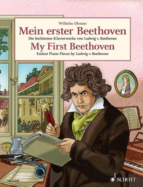 Ludwig van Beethoven: My First Beethoven: Piano: Instrumental Album