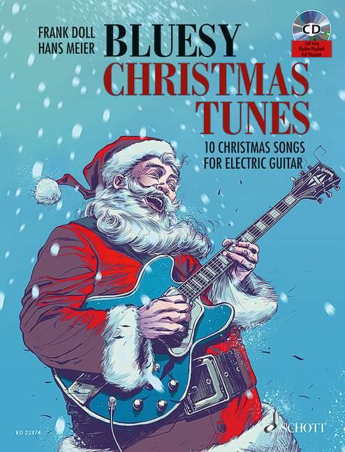 Bluesy Christmas Tunes: Electric Guitar: Instrumental Work