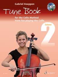 Cello Method: Tune Book 2: Cello Ensemble: Instrumental Tutor