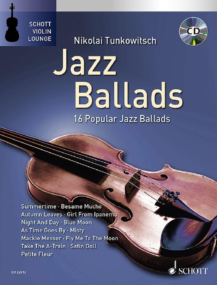 Jazz Ballads: Violin: Instrumental Album