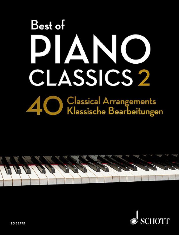 Hans-Günter Heumann: Best of Piano Classics 2: Piano: Instrumental Album