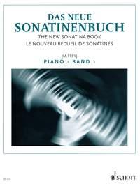 The New Sonatina Book  Vol. 1: Piano: Instrumental Album
