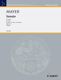 Philipp Jacob Mayer: Sonate Harp (P.H.): Piano: Instrumental Work