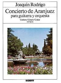 Joaquín Rodrigo: Concierto de Aranjuez: Guitar: Instrumental Work