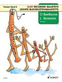 Von Beethoven Bis Bernstein: Recorder Ensemble: Score