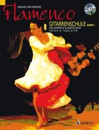 Gerhard Graf-Martinez: Flamenco Gitarrenschule 1: Guitar