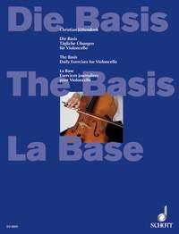 Christian Juettendonk: Basis ( Etuden ) Vcl.: Cello