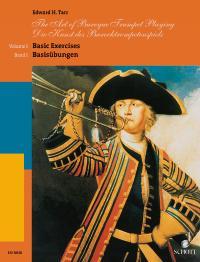 Edward H. Tarr: Art Of Baroque Trumpet Playing 1: Trumpet
