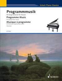 Programme Music(Original Pia: Piano: Instrumental Album