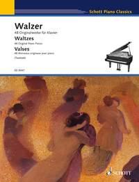 Waltzes: Piano: Mixed Songbook
