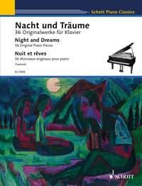 Night and Dreams: Piano: Instrumental Album