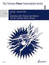 Johann Strauss Jr.: Arabesques: Piano: Instrumental Work