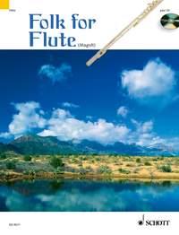 Folk For Flute 1(2)Fl.: Flute