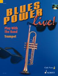 Gernot Dechert: Blues Power live!: Trumpet