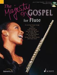 The Majesty Of Gospel: Flute