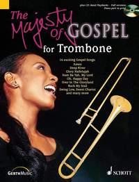 The Majesty Of Gospel: Trombone