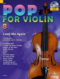 Pop for Violin Band 8: Violin: Vocal Work