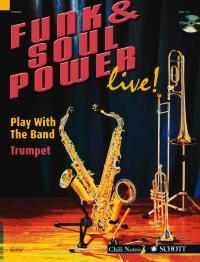 Gernot Dechert: Funk & Soul Power Live: Trumpet: Instrumental Album