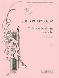 Sousa-Album: Piano