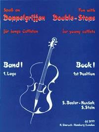 S. Basler-Novsak: Spass An Doppelgriffen 1: Cello: Instrumental Tutor