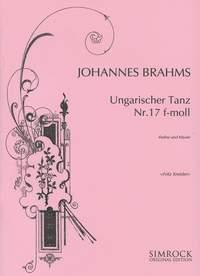 Fritz Kreisler: Hungarian Dance: Violin