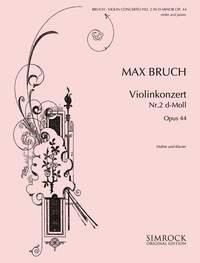 Violin Concerto 2 in D Minor op. 44: Violin: Instrumental Work