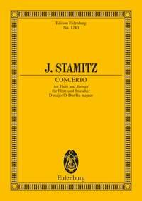 Johann Stamitz: Concerto Per Fl Re (Lebermann): Flute