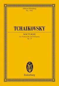 Pyotr Ilyich Tchaikovsky: Nocturne op. 19: Cello