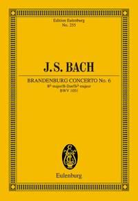 Johann Sebastian Bach: Brandenburg Concerto No 6 In B Flat Major: Chamber