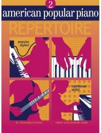 Christopher Norton: American Popular Piano Repertoire 2: Piano: Instrumental