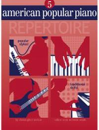 Christopher Norton: American Popular Piano Repertoire 5: Piano: Instrumental
