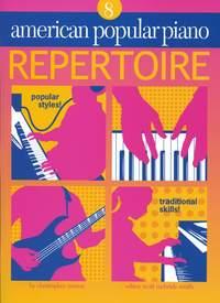 Christopher Norton: American Popular Piano Repertoire 8: Piano: Instrumental