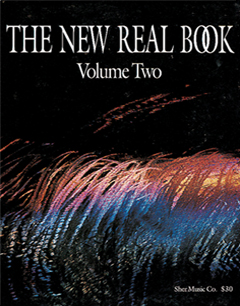 The New Real Book 2 - Eb Version: E-Flat Instruments: Instrumental Album