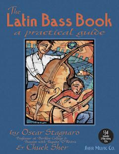 Latin Bass Book: Instrumental Tutor