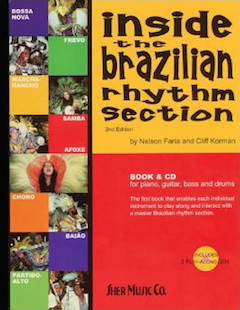Inside Brazilian Rhythm Section: Piano: Instrumental Tutor