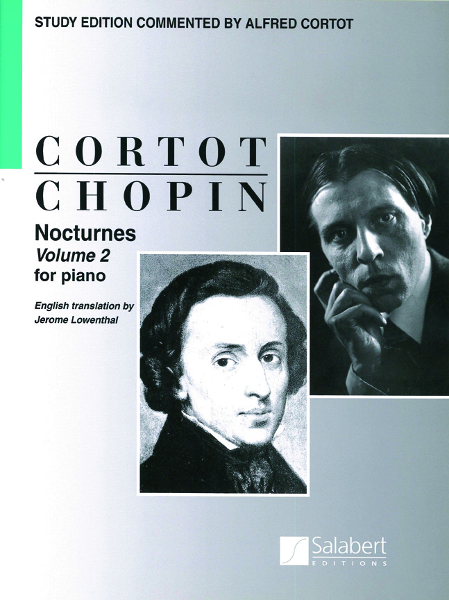 Frédéric Chopin: Nocturnes Op 37  48  55  62 - volume 2: Piano
