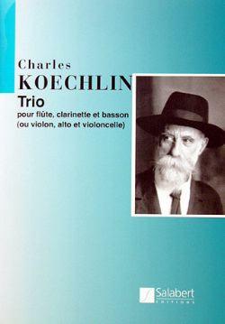 Charles Koechlin: Trio  Opus 92: Piano Trio