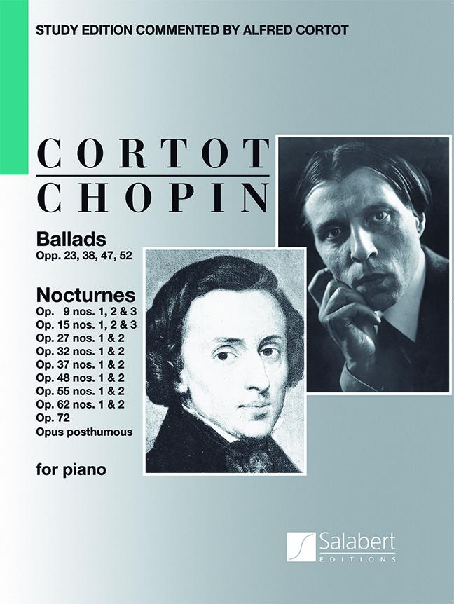 Frédéric Chopin: Ballads - Nocturnes for Piano: Piano