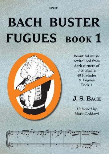 Johann Sebastian Bach: Fugas 1: Piano: Instrumental Album