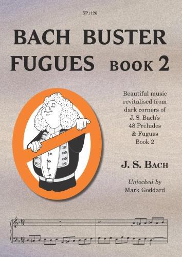 Johann Sebastian Bach: Fugas 2: Piano: Instrumental Album