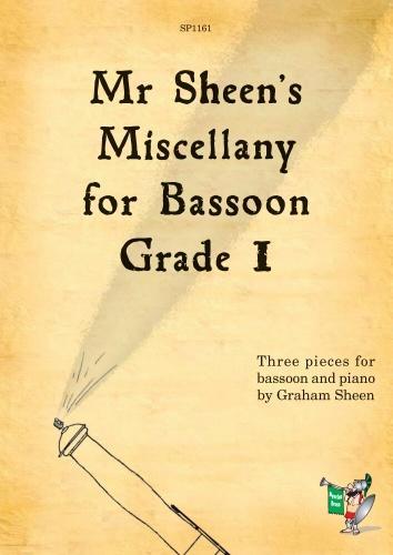 Sheen: Miscellany (Grade 1): Bassoon: Instrumental Album