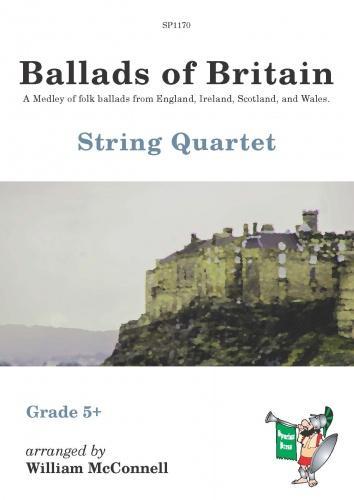 Ballads of Britain: String Quartet: Instrumental Album