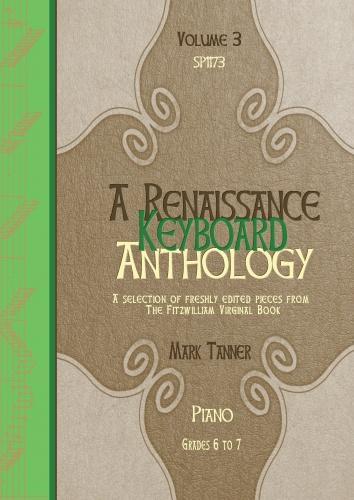 M. Tanner: Renaissance Anthology A Vol.3: Piano: Instrumental Album