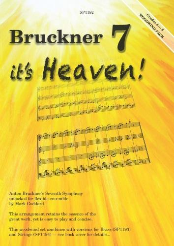 Anton Bruckner: Bruckner 7: Flexible Band: Score and Parts