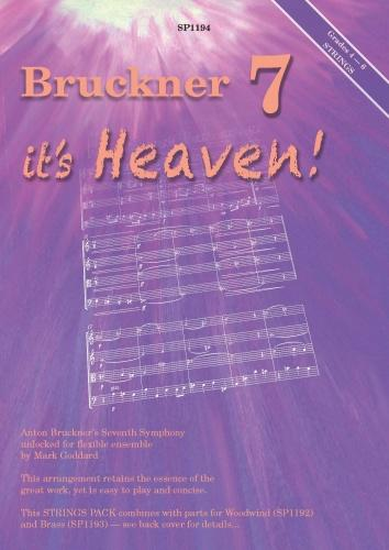 Anton Bruckner: Symphonie 07 Flexible Ensemble: Flexible Band: Score and Parts