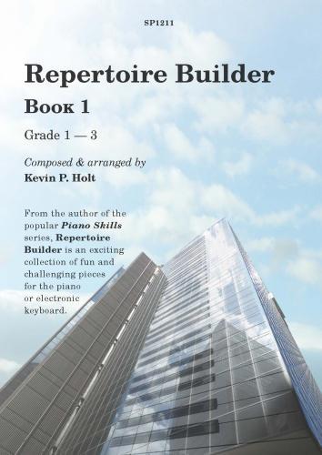 Kevin P. Holt: Repetoire Builder - Book 1: Piano: Instrumental Album
