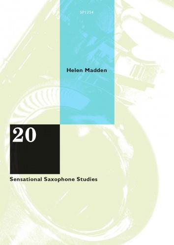 Helen Madden: 20 Sensational Saxophone Studies: Saxophone: Instrumental Album