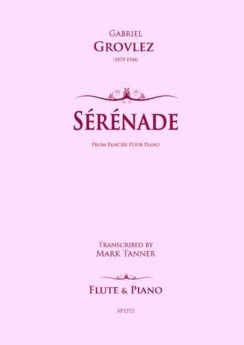 Gabriel Grovlez: Sérénade: Flute: Instrumental Album